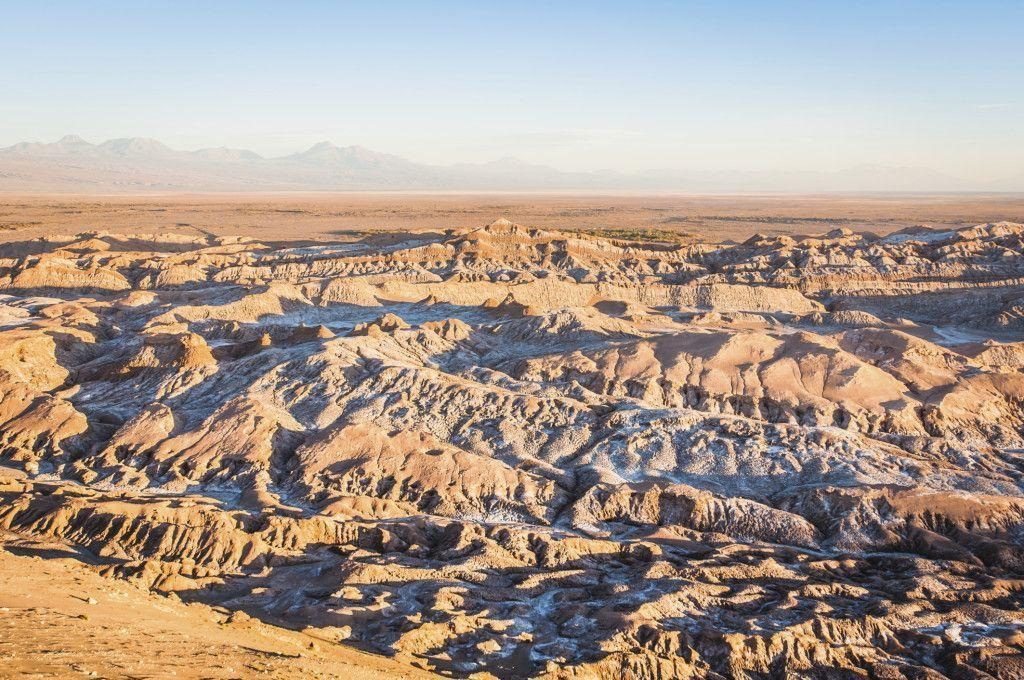 Deserto do Atacama. Foto: Getty Images