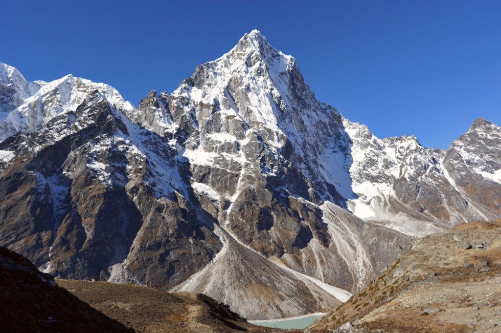 Monte Everest no Himalaia. Foto: Getty Images