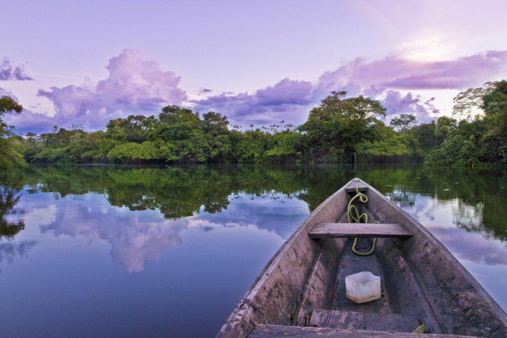 Rio Amazonas. Foto: Getty Images