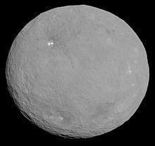 Ceres. Imagem: Wikimedia Commons.