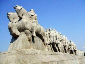 monumento bandeirantes