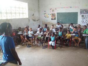problemas sociais do brasil educação