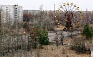 acidente chernobyl