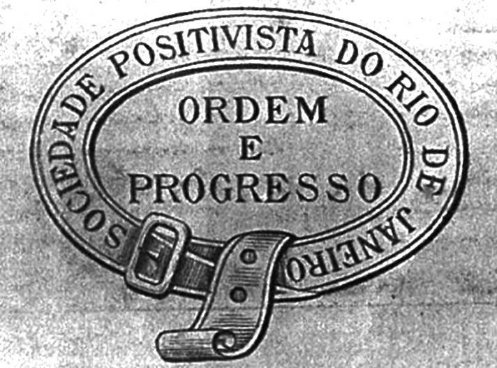 Positivismo ordem e progresso