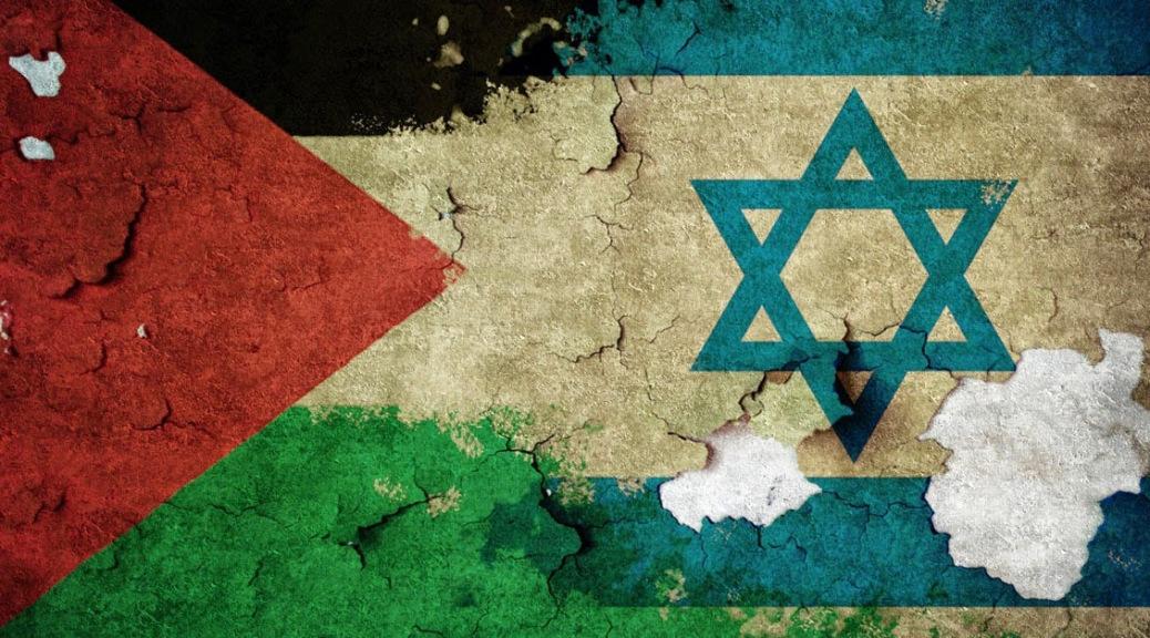 israel e palestina conflito