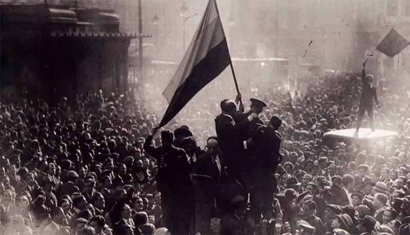 Guerra Civil Espanhola conflito