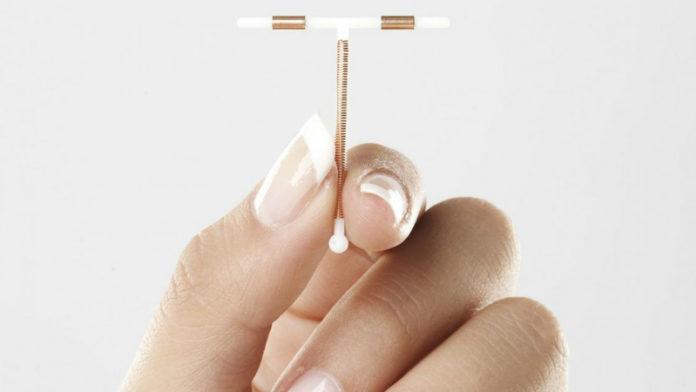 métodos contraceptivos diu