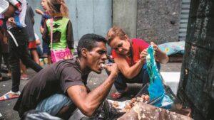 crise na venezuela fome