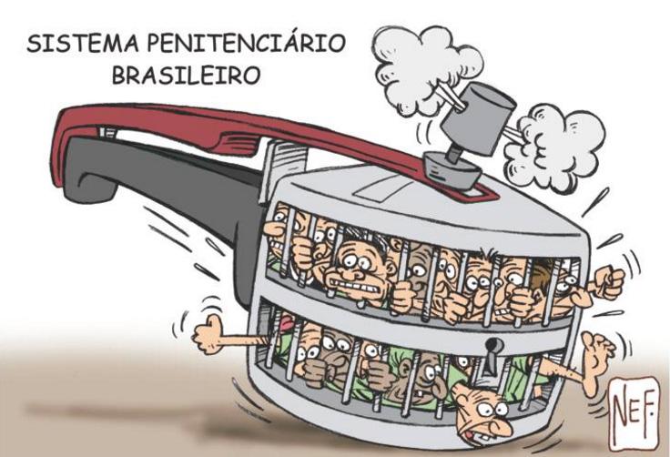 Sistema Prisional Brasileiro: problemas e soluções [resumo]