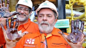 mensalão e petrolão Lula