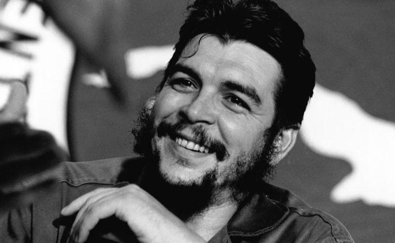 Fotografia de Che Guevara