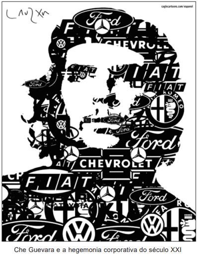 Charge de Che Guevara