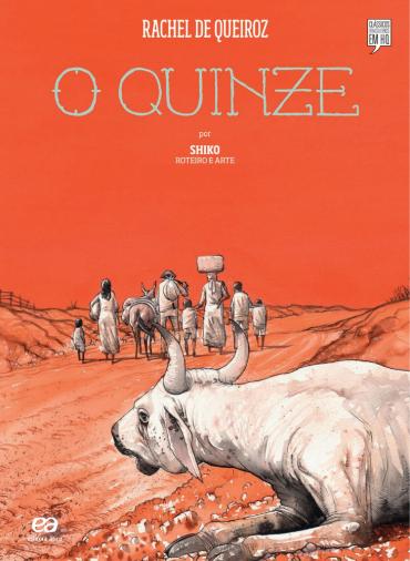Capa da história em quadrinhos O Quinze
