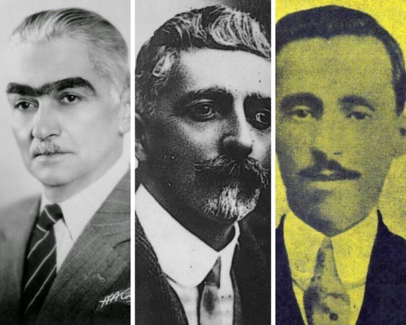 Autores do Pré-Modernismo