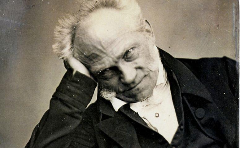 Fotografia de Arthur Schopenhauer