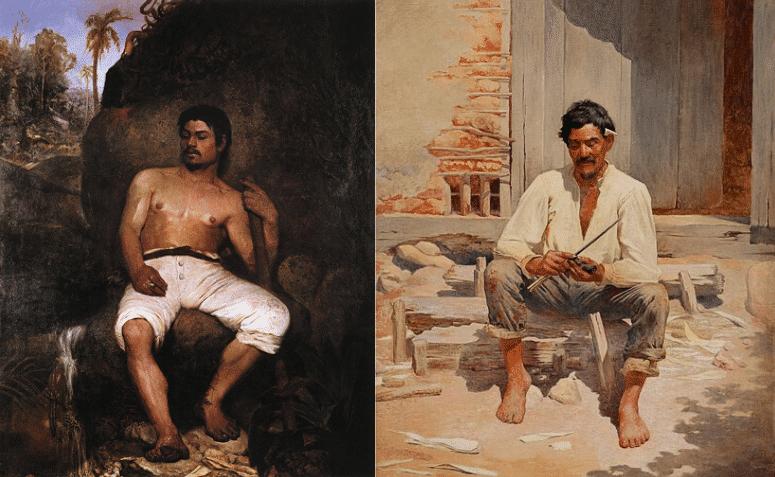 Pinturas do Realismo