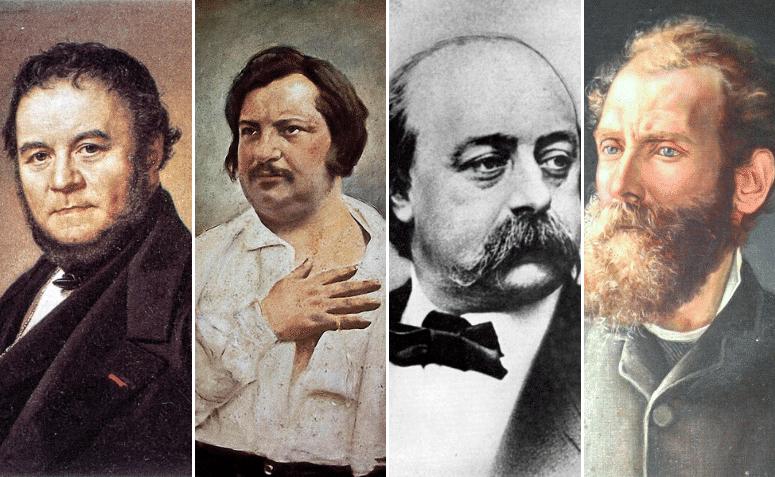 Autores do Realismo