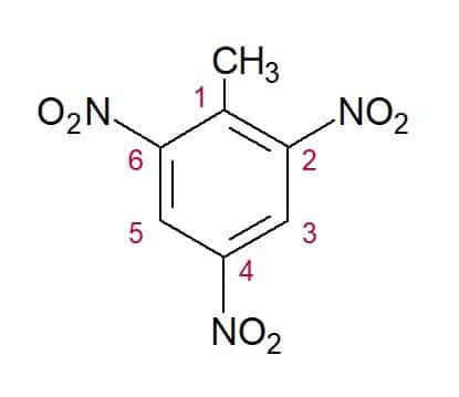 2,4,6-trinitrotolueno (TNT)