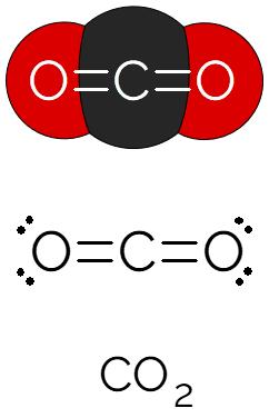 dióxido de carbono e gas carbônico